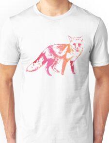 Colorful Wolf Unisex T-Shirt