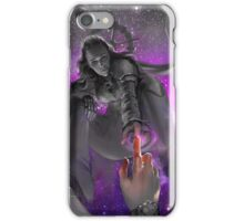 In Peace May You Leave the Shore iPhone Case/Skin
