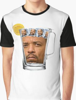 Ice(d) T(ea) with some Ice Cube(s) Graphic T-Shirt