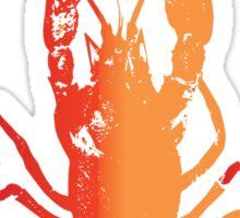 Red Lobster Sticker