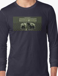 RETRO GAME  Long Sleeve T-Shirt