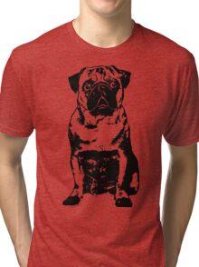 Black Dog Tri-blend T-Shirt