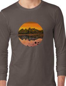 suntan mountains Long Sleeve T-Shirt