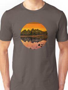 suntan mountains Unisex T-Shirt