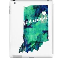 Fort Wayne iPad Case/Skin