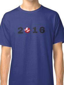 Ghostbusters 2016 Logo Classic T-Shirt