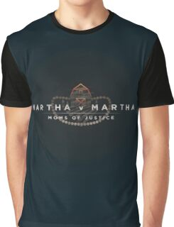 Martha Graphic T-Shirt