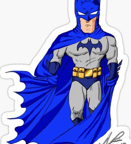 The Masked Bat Sticker