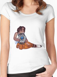 i forgive you – portal Women's Fitted Scoop T-Shirt