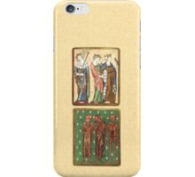 Three Living and Three Dead iPhone Case/Skin