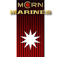 MCRN Marines Photographic Print