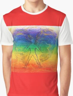 Electric Angel Graphic T-Shirt