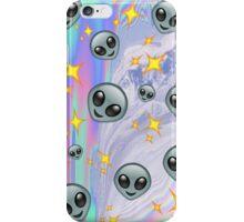 Tumblr Alien Emoji Phone Case iPhone Case/Skin