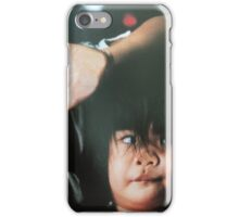 the beauty and humour of children iPhone Case/Skin