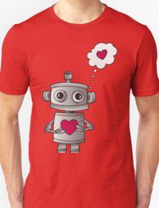 Valentine Robot T-Shirt
