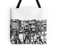 Factory Techno Machine 1 Tote Bag