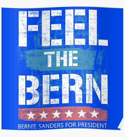 Feel The Bern  Poster