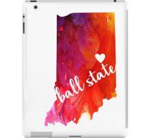Ball State iPad Case/Skin