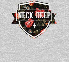 Neck Deep Floral Logo Classic T-Shirt