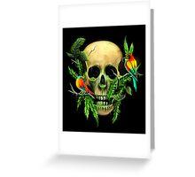 Life & Death Greeting Card