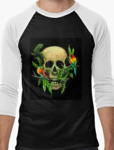 Life & Death Men's Baseball ¾ T-Shirt