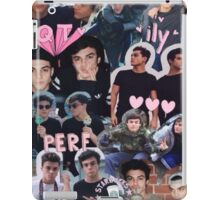 Dolan twins collage iPad Case/Skin
