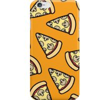 Mushroom Pizza Pattern iPhone Case/Skin