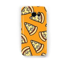 Mushroom Pizza Pattern Samsung Galaxy Case/Skin