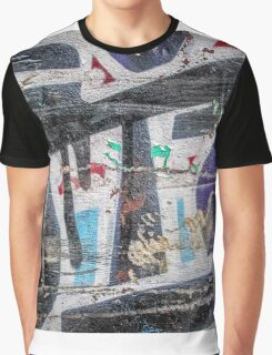 Chipping & Peeling Graphic T-Shirt