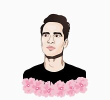 Brendon with Flowers Unisex T-Shirt