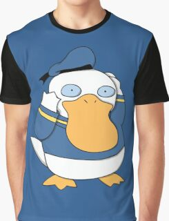PsyDonald Duck Graphic T-Shirt