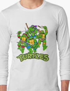 Ninja turtles Long Sleeve T-Shirt