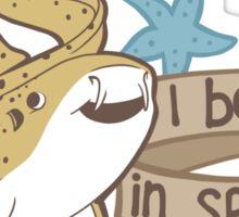 I Believe in Spiracles Sticker