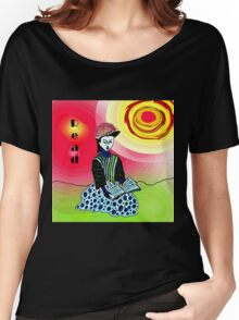 Hush...I'm Reading Women's Relaxed Fit T-Shirt