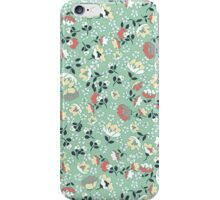 Hello autumn- flower trendy  iPhone Case/Skin