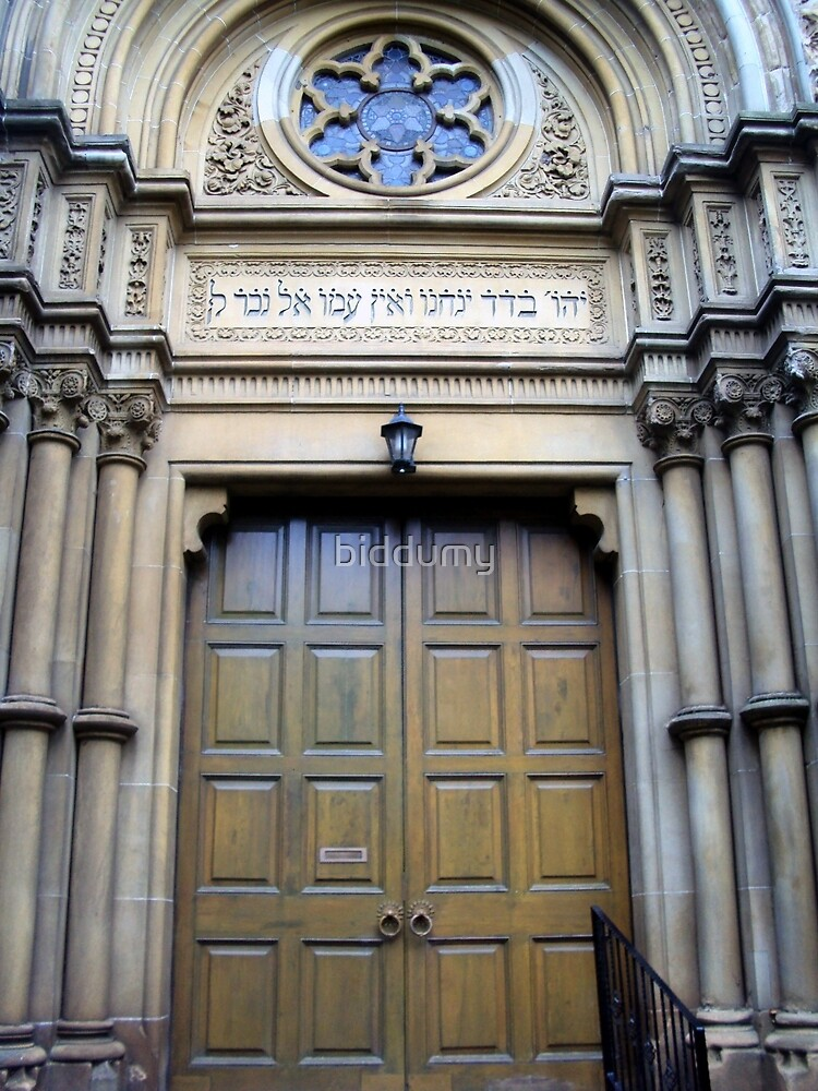 Garnethill Synagogue, Glasgow by biddumy