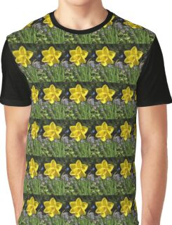 Delightful Daffodil Graphic T-Shirt