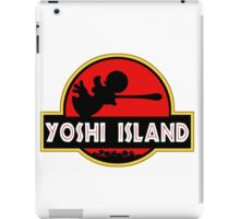 YOSHI ISLAND iPad Case/Skin