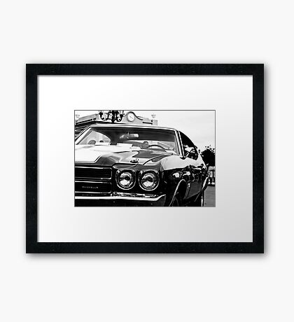 1970 Chevy Chevelle SS Framed Print