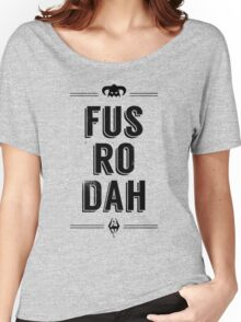 THE QUOTE Women's Relaxed Fit T-Shirt