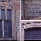 Langside Synagogue Collage by biddumy
