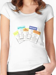 Fastpasses Women's Fitted Scoop T-Shirt