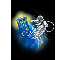Space Walker Photographic Print