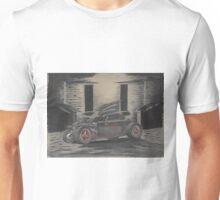 Hot Rod Batmobile Unisex T-Shirt