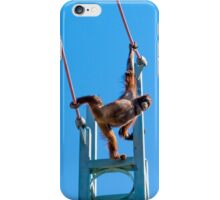 Monkeying Around iPhone Case/Skin
