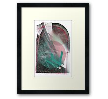 A Doorway to the Heavens  Framed Print