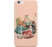 Alice Tea Ceremony Pink iPhone Case/Skin