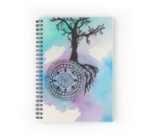 Tree of Life Mandala Spiral Notebook