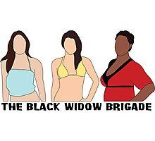 The Black Widow Brigade Photographic Print