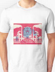 Spirited Away Poster Unisex T-Shirt